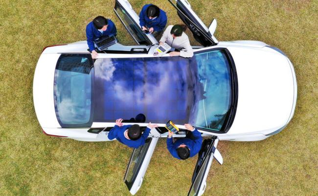 Sončna streha pri vozilih KIA na voljo leta 2019