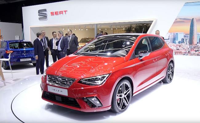 Nova SEAT Ibiza je bila javnosti premierno predstavljena po še enem mesecu uspešne prodaje pri znamki SEAT.