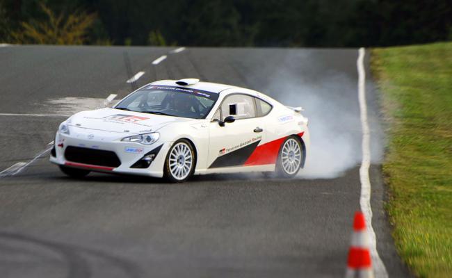 Toyota Gazoo Racing z Andrejem Jerebom tudi v Sloveniji