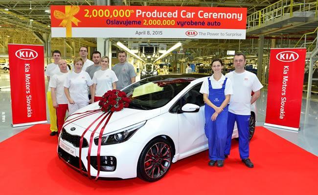 2.000.000 vozil za KIO