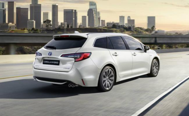 Toyota Corolla Touring Sports Hybrid od 22.500 €.