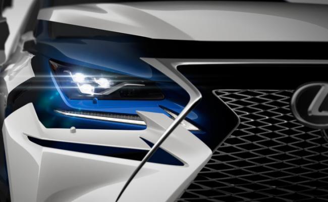 Prenovljeni Lexus NX bo predstavljen v Shanghaju