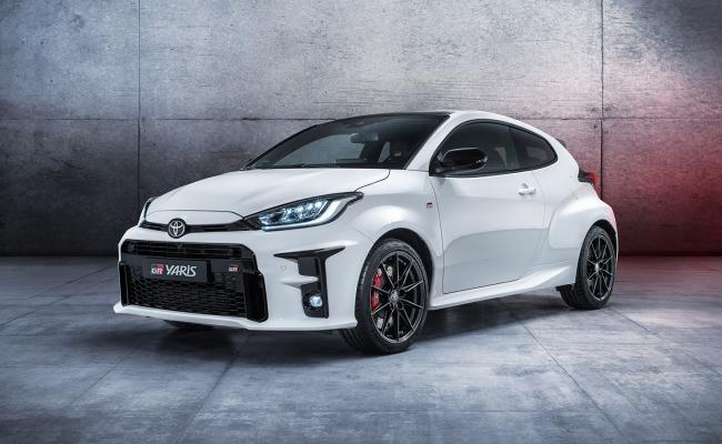 Nova Toyota GR Yaris: Skovana V Vročici Reli Serije WRC