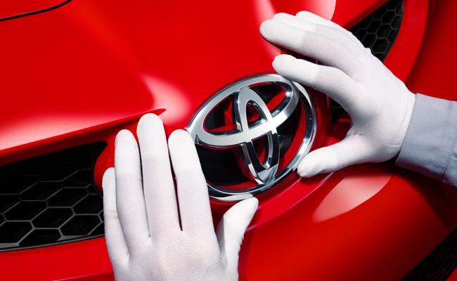Toyota zavarovanje