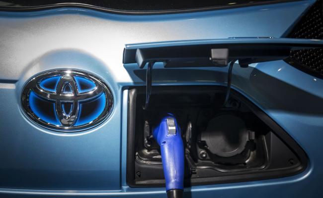 10 novih električnih vozil Toyota v naslednjem desetletju