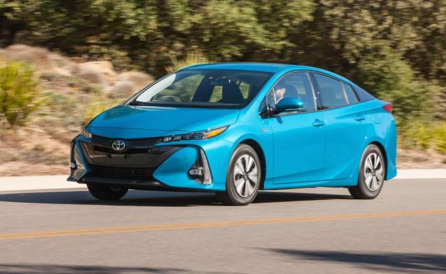 Toyota najbolj okoljsko ozaveščen proizvajalec avtomobilov