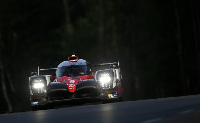 Ekipa Toyota Gazoo Racing pripravljena za dirko v Le Mansu